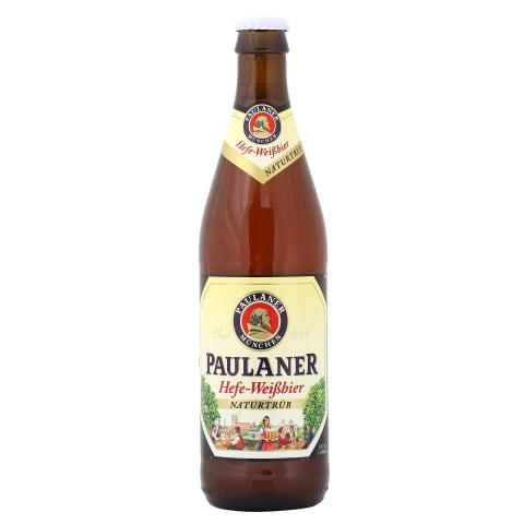 Alus Paulaner Hefe Weisbier 5,5% 0,5l