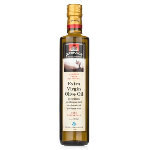 Olīveļļa Gourmante Extra Virgin 500ml