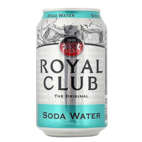 Sodas ūdens Royal Club 0,33l