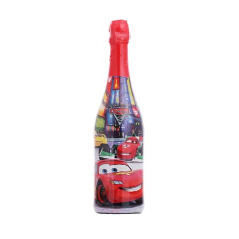 Dzēriens Cars ar zemeņu garšu bezalkoh. 0,75l