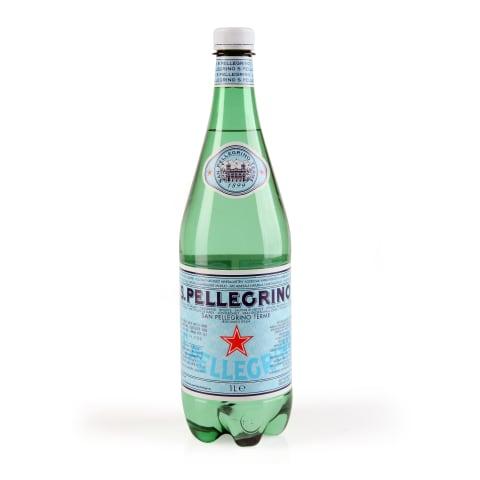 Mineraalvesi gaasiga Sanpellegrino 1l