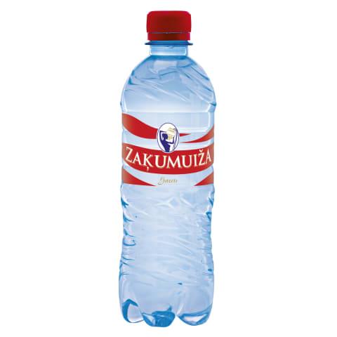 Dzeramais ūdens Zaķumuiža gāzēts 0,5l