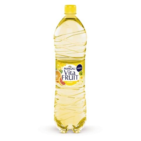 Dzēr. Mangaļi Vitafruit citrusu gāzēts 1,5l