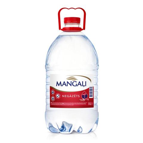 Dzeramais ūdens Mangaļi negāzēts 5l