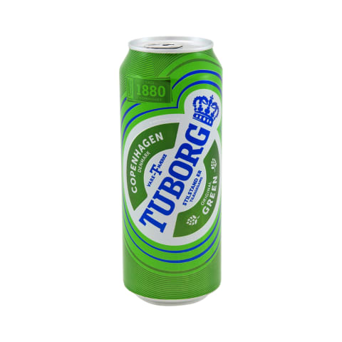 Õlu Tuborg 4,6% 0,5l