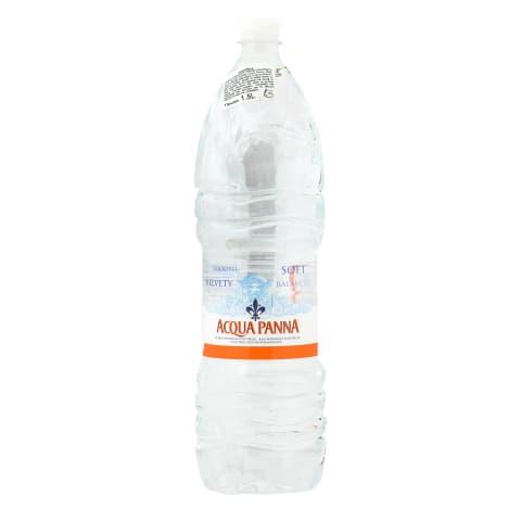 Minerālūdens Aqua Panna negāzēts 1,5l