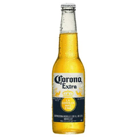 Alus Corona Extra Beer 4,5%vol 0,355l