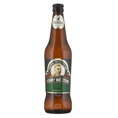 Sidras HENRY WESTONS PERRY, 7,4 %, 0,5 l