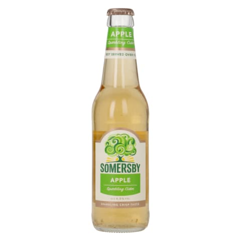 Siider Somersby Apple 4,5%vol 0,33l