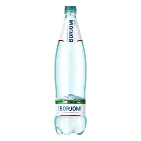 Mineraalvesi Borjomi 1l