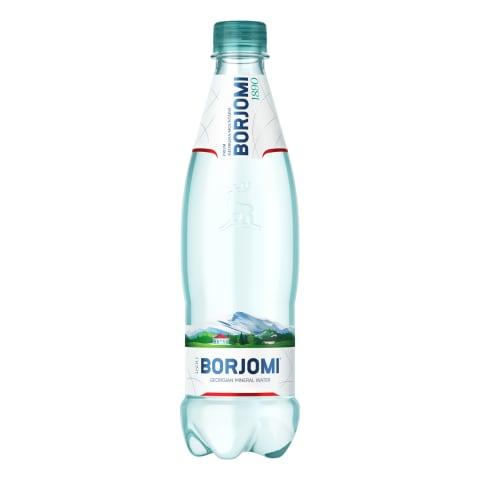 Minerālūdens Borjomi dabīgais pet 0.5l