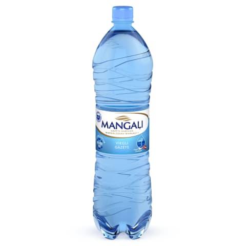 Minerālūdens Mangaļi-1 viegli gāzēts 1,5l