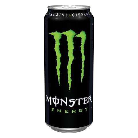 Enerģijas dzēriens Monster 0,5l