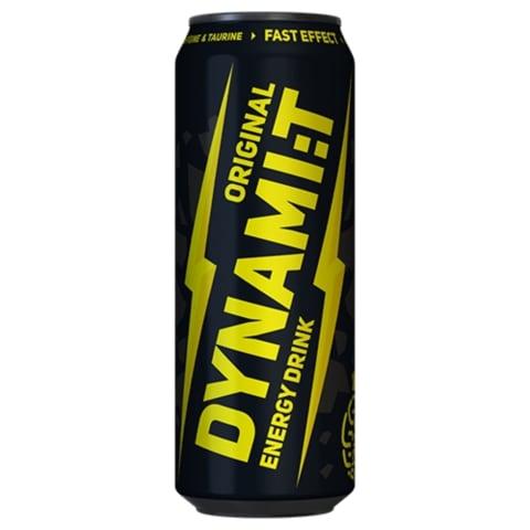 Enerģijas dzēriens Dynamit, bundžā 568ml