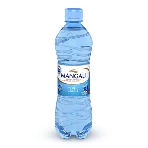 Dzeramais ūdens Mangaļi-1 viegli gāzēts 0,5l