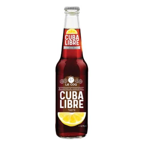 Muu alk.jook Alc.coct. Cuba Lib. 4,7% 0,33l