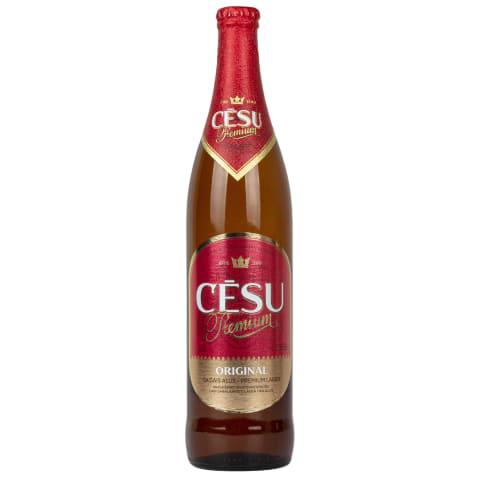 Alus Cēsu Premium Pinte 5,2% 0,568l