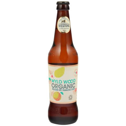 Sidrs Wyld Wood Org.6,5% 0,5l