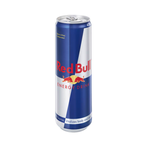 Gaivusis energinis gėrimas RED BULL, 473ml