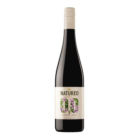 Bezalkoholisk. vīns Natureo Syrah 0,5% 0,75l