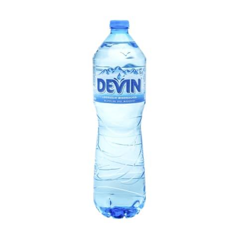 Mineraalvesi looduslik Devin 1,5l