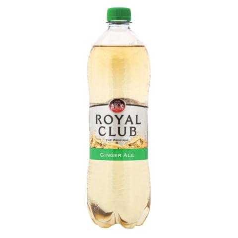 Gaz. gėrimas ROYAL CLUB GINGER ALE, 1l