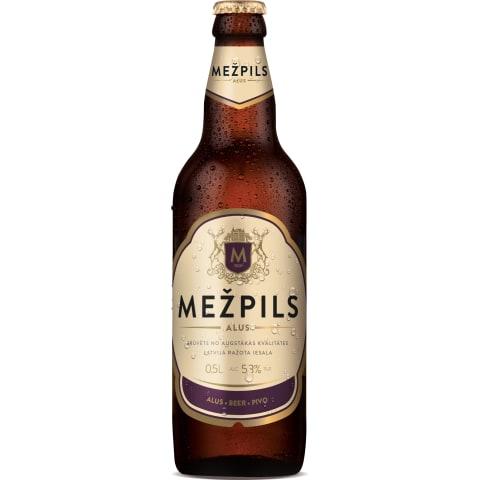 Alus Mežpils 5,3% 0,5l
