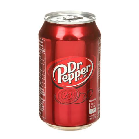 Gazēts dzēriens Dr.Pepper 0,33l