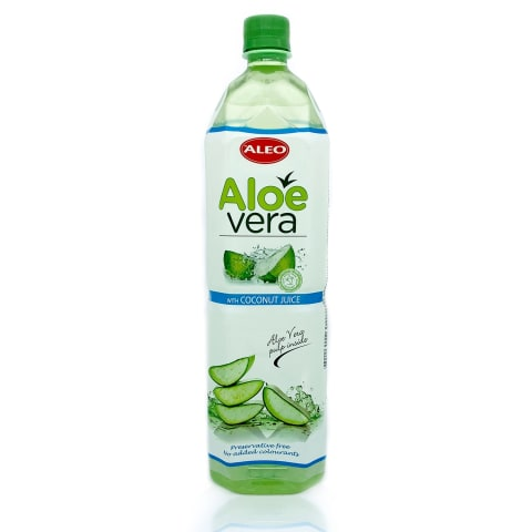 Alav. gėrimas kokos.sult., ALEO COCONUT, 1,5l