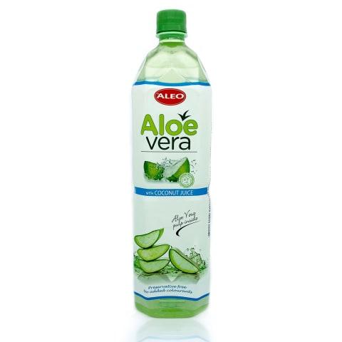 Aloe dzēr.aleo ar kokosriekstu sulu 1,5l