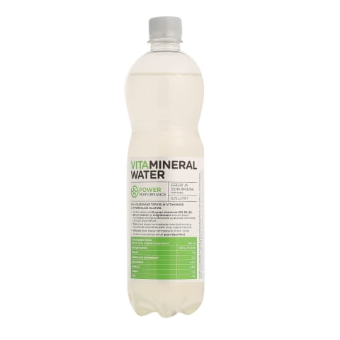 Vesi Vitamineral Power 0,75l