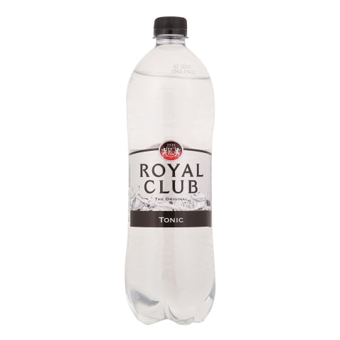 Gaz.gaiv. gėrimas ROYAL CLUB TONIC, 1l