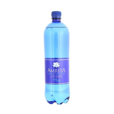 Ūdens Amrita ar minerālvielām gāzēts 1l