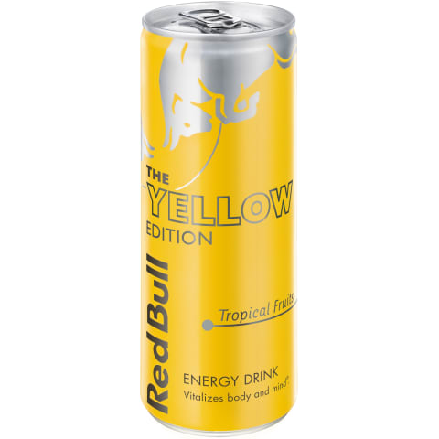 Enerģ.dzēriens Red Bull Tropical 0,25l
