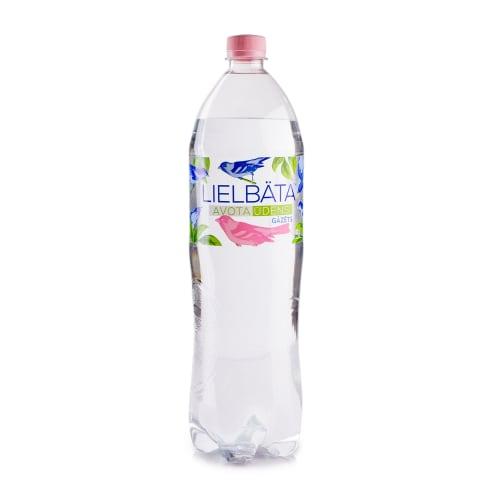 Ūdens Lielbāta avota gāzēts 1,5l