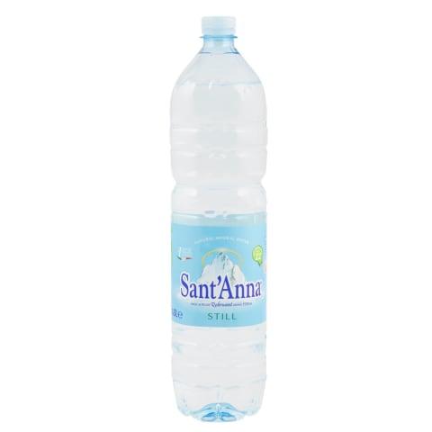Minerālūdens Sant'Anna dabīgs negāzēts 1,5l