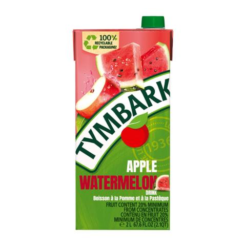 Dzēriens Tymbark ābolu arbūzu 2l