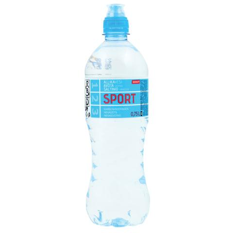 Avota ūdens Rimi Sport negāzēts 0,75l