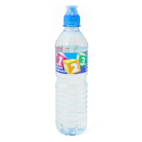 Avota ūdens Rimi Kids negāzēts 0,5l
