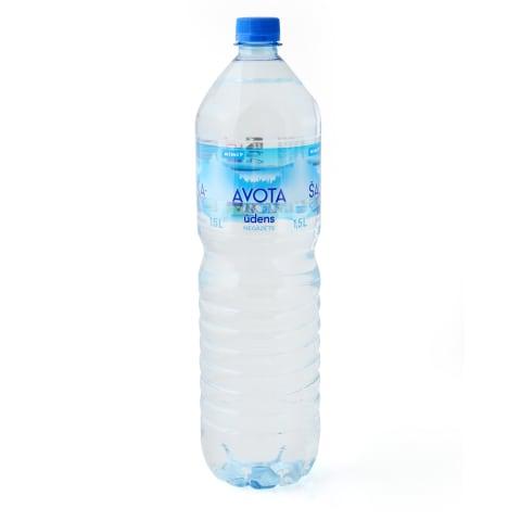 Avota ūdens Rimi negāzēts 1,5l