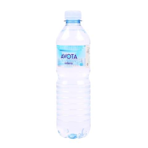 Avota ūdens Rimi negāzēts 0,5l