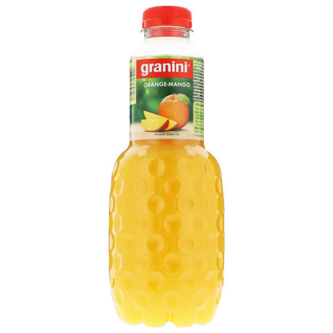 Mangų-apelsinų nektaras GRANINI, 1l