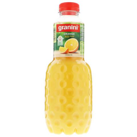 Sula Granini Apelsīnu 100% 1L