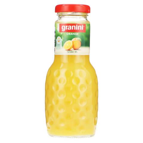 Sula Granini Apelsīnu 100% 0,25L