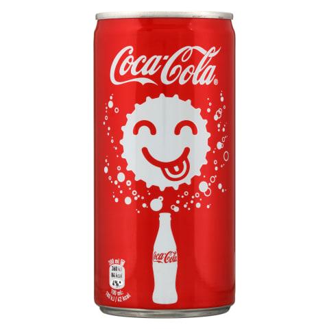 Gāz.dzēriens Coca-cola 0,2L