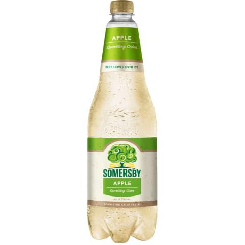 Sidrs Somersby ābolu 4,5% 1l