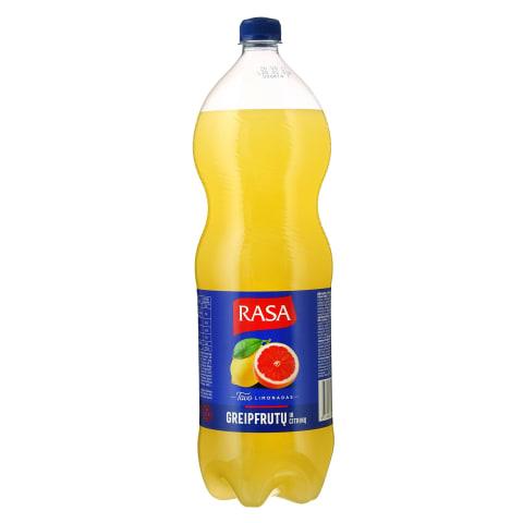 Gaz.citrinų ir greipfrut.sk. gėrimas, RASA, 2