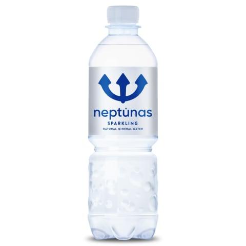 Mineralūdens Neptunas gāzēts 0,5l