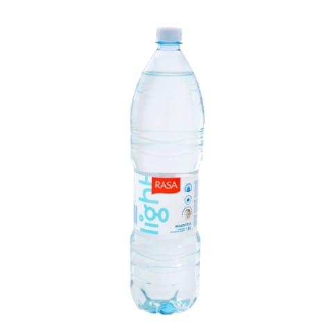 Negaz. min. vanduo RASA LIGHT MINERALS, 1,5l