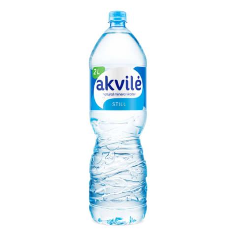Nat. negazuotas mineralinis vanduo AKVILĖ 2l